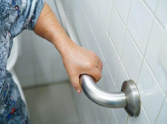 toaleta dla seniora