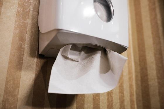 dozownik ręczników papierowych