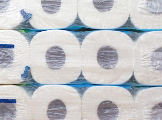 Papiery toaletowe Jumbo