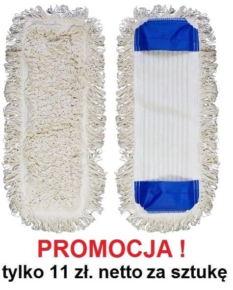 Mop kieszeń bawełna 40 x 13 - PROMOCJA !!!