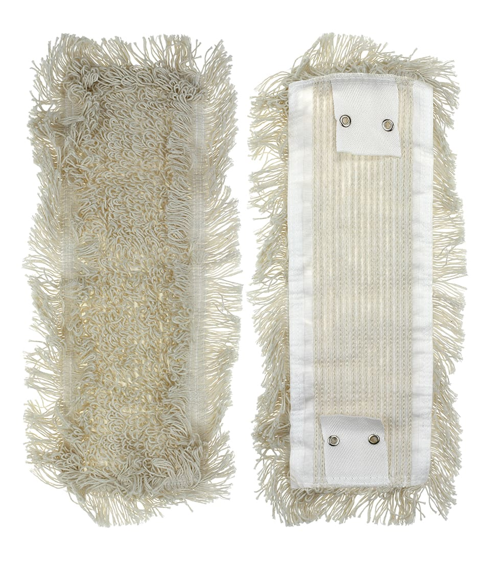Mop KLIPS, bawełniany, tkany, pętelkowy, z oczkiem 40 x 13cm 5840FEC