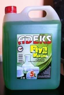 Płyn do mycia naczyń - ADEKS 5 l
