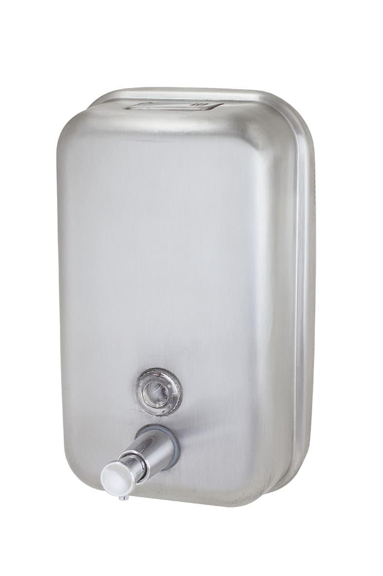 Metalowy dozownik mydła 1 litr D304