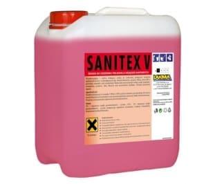 SANITEX V 5L - środek do czyszczenia sanitariatów