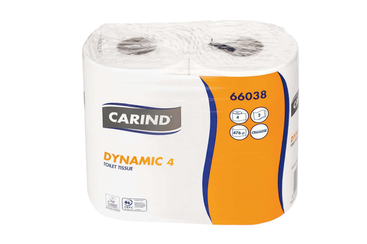 66038 XXL papier toaletowy mała rolka