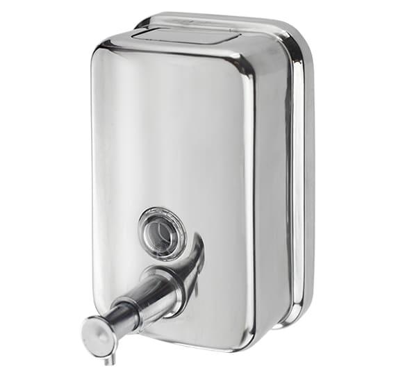 Metalowy dozownik mydła 0,5 litra D304/05