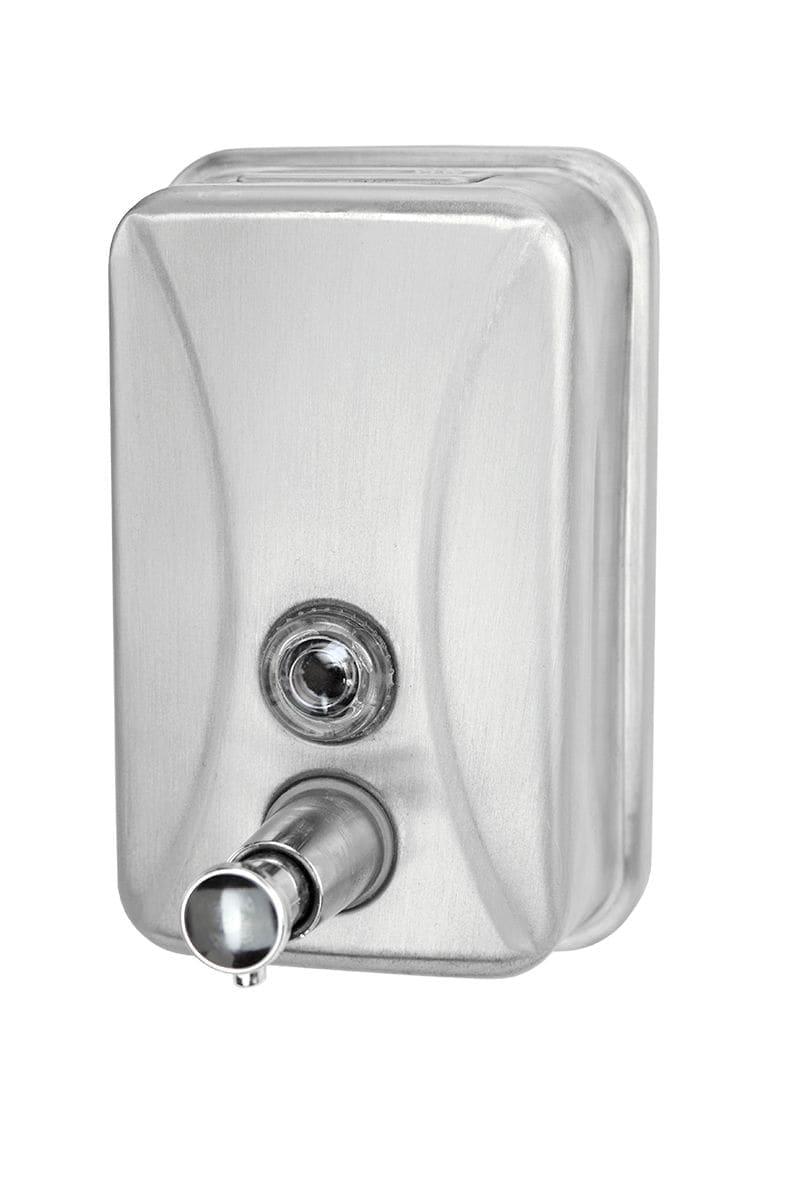 Metalowy dozownik mydła 0,5 litra D304