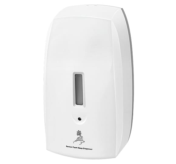 Bezdotykowe - automatyczne dozowniki mydła