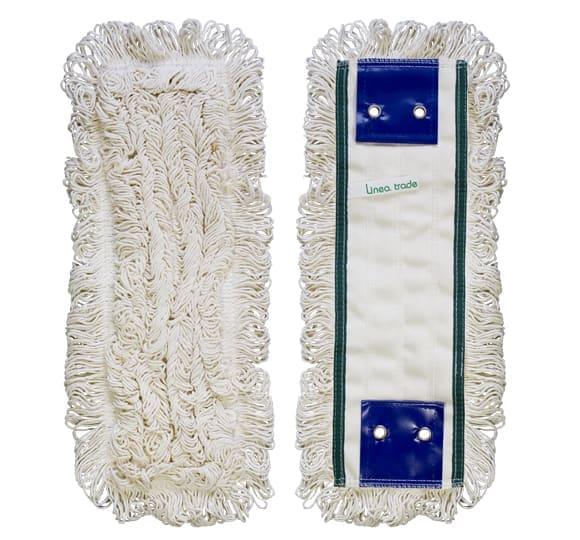 Mop klips, bawełniany, tkany, pętelkowy z oczkiem 50x17 - 204454