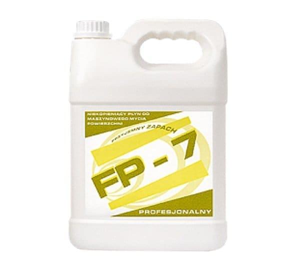 FP-7 niskopieniący płyn do maszynowego mycia powierzchni