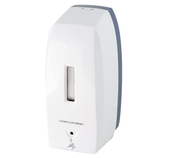 BEZDOTYKOWY - AUTOMATYCZNY dozownik mydła w płynie oraz płynu dezynfekcyjnego WF-063