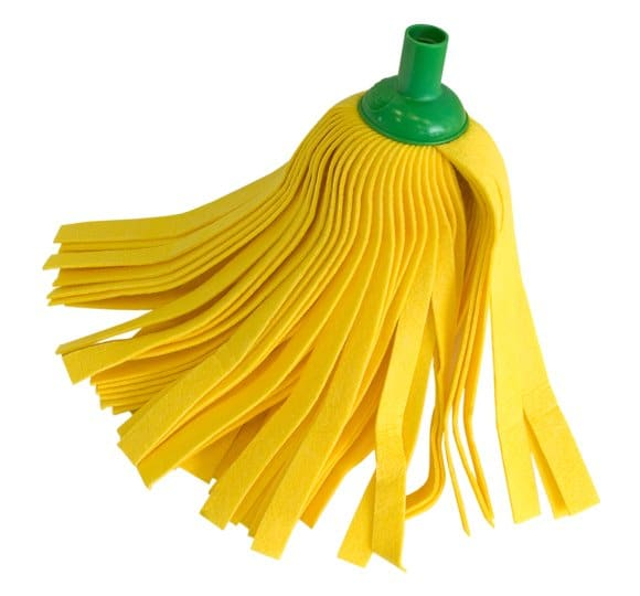 Strip yellow  mop  100505