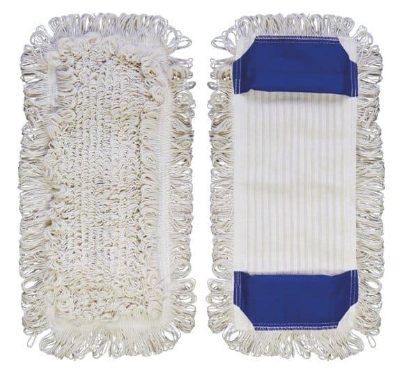 Mop kieszeń, bawełniany, tkany, pętelkowy 40x17 cm - 204643