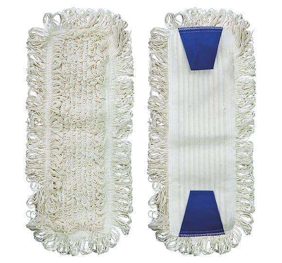 Mop klips, bawełniany, tkany, pętelkowy 40x13 cm - 204442
