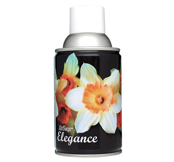 Exchangeable air freshener containers ELEGANCE