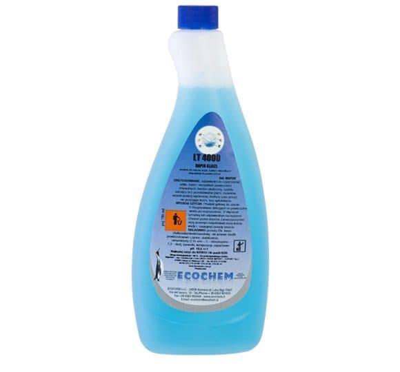 LT 4000 - Środek do mycia szyb, luster i wszelkich zmywalnych powierzchni
