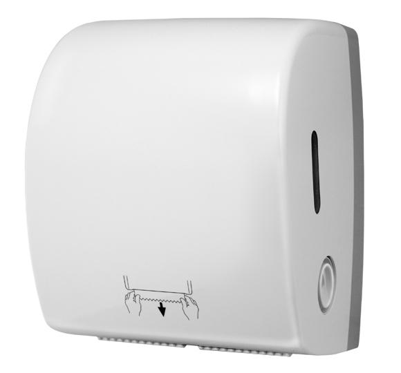 Automatyczny pojemnik na ręczniki w roli Autocut 059100