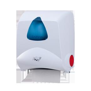 Automatyczny pojemnik na ręczniki w roli Autocut IN-RA1
