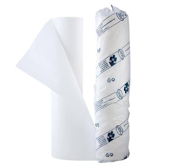 White paper underlay 60-62657