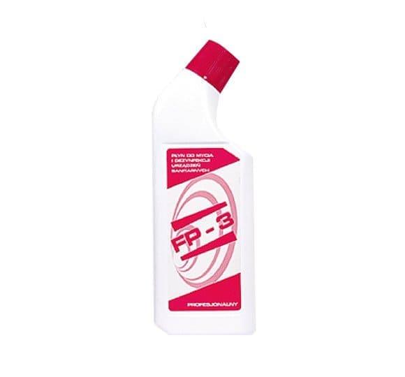FP-3 płyn do mycia i dezynfekcji pomieszczeń sanitarnych