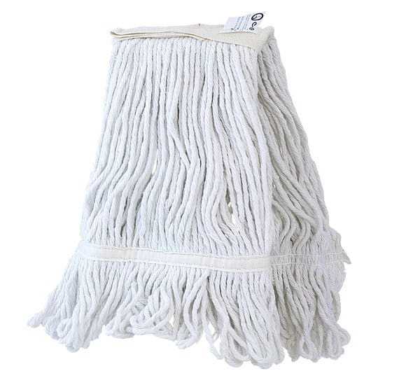 Cotton string mop, sewed