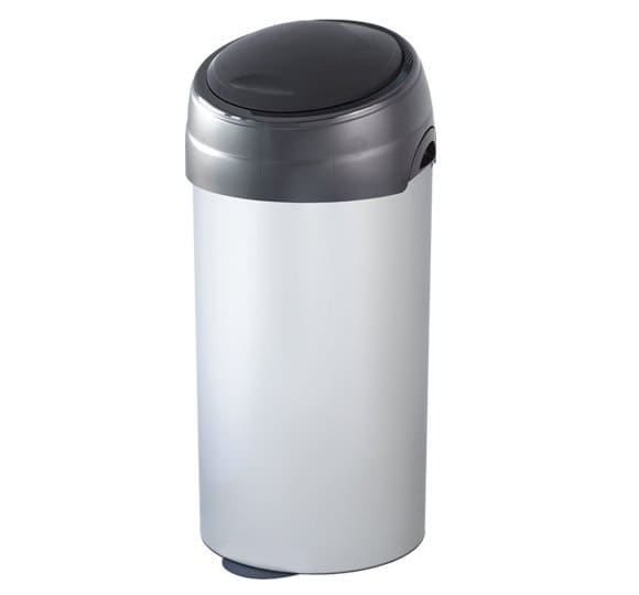 Bin with lid  SOFT TOUCH