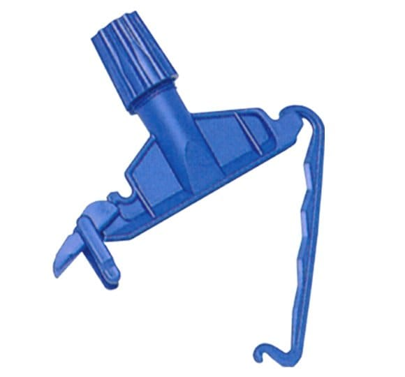 Handle for a mop string