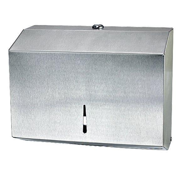 Metalowy pojemnik na ręczniki papierowe ZZ - ZZ304S - MINI
