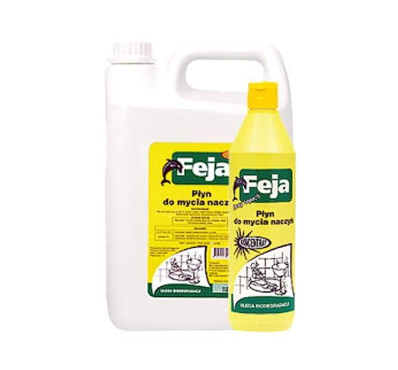 FEJA dishwashing liquid