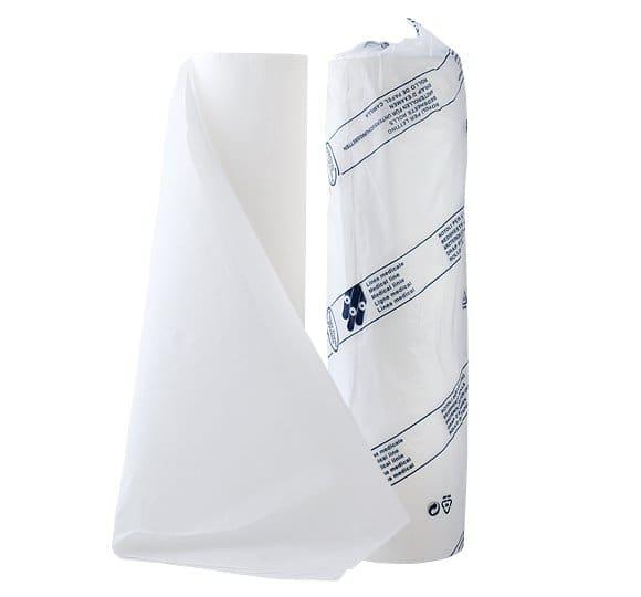 White paper underlay 50-62655