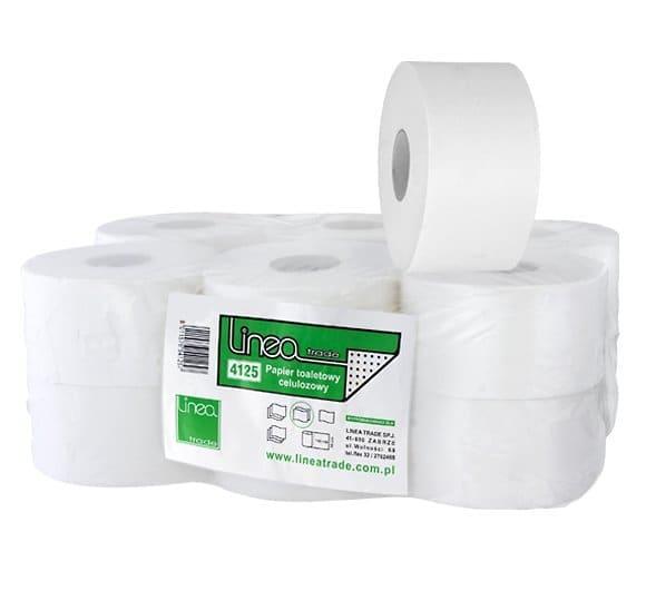 Papier toaletowy biały 4125