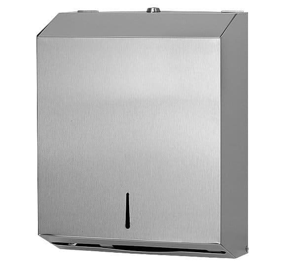 Metalowy pojemnik na ręczniki papierowe ZZ - ZZ304S-MAXI