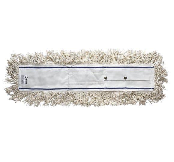 Mop bawełniany, przeszywany, cięty 40cm - 200742
