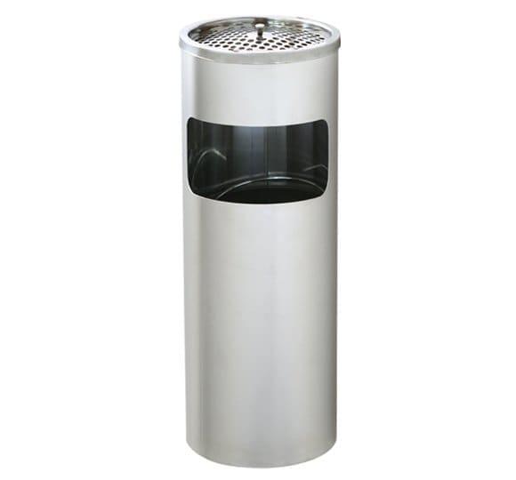 Metal ashtray  KPP 17-S
