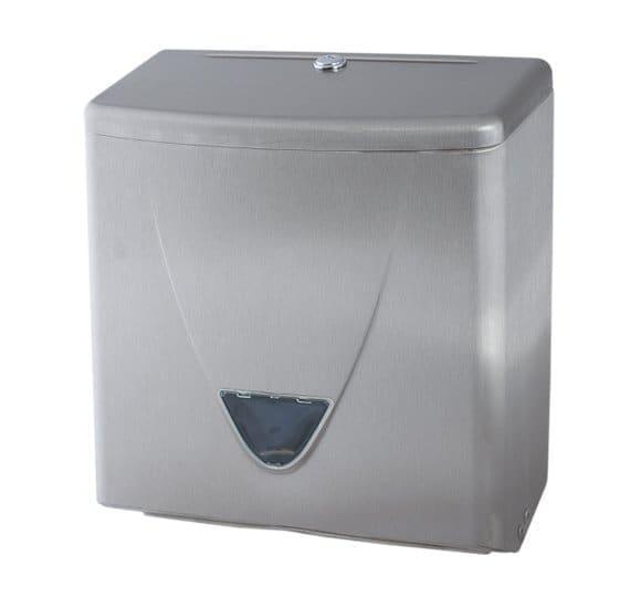 Paper towel dispensers ZZ - VR22/CSS