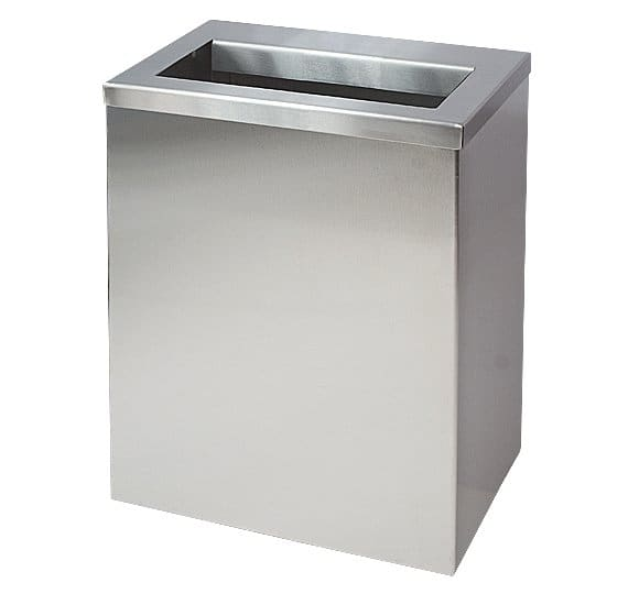 Waste bin with lid SK 25