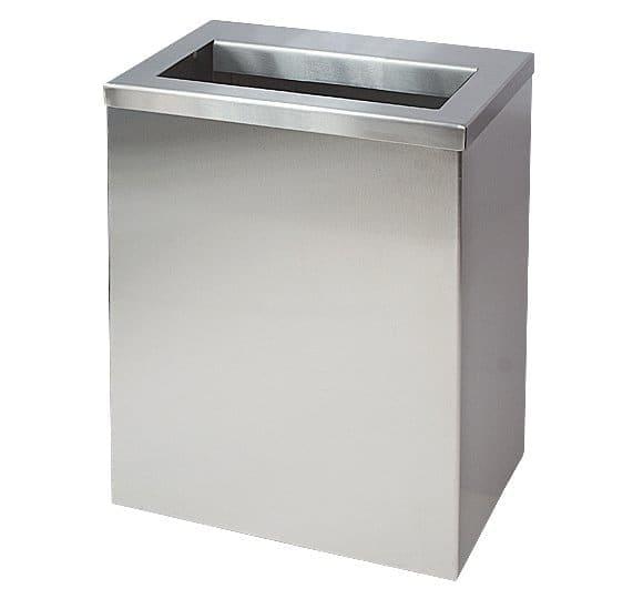 Waste bin with lid SK 25