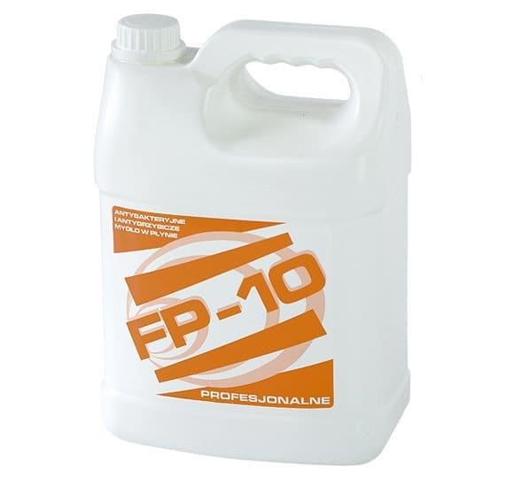 FP-10 antybakteryjne i antygrzybicze mydło w płynie