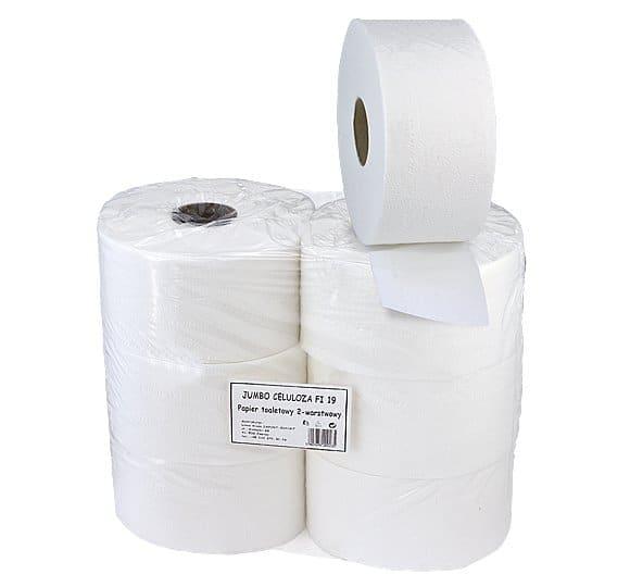 Toilet paper -JUMBO CELULOSE FI 19