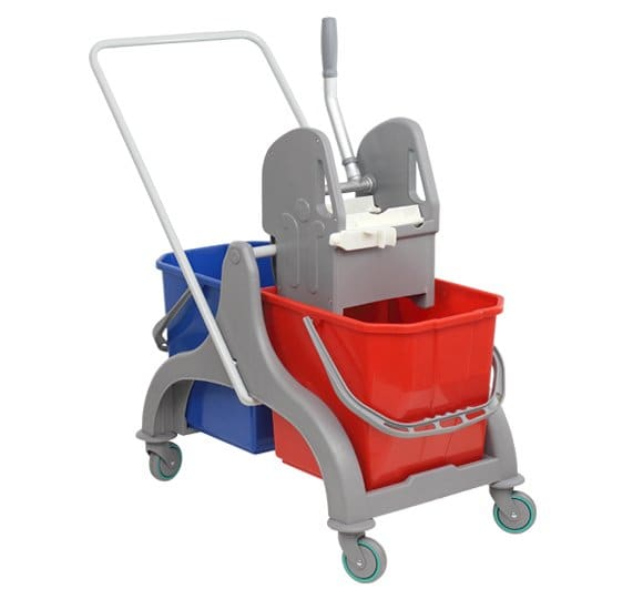 Cleaning Trolley 6056-D-TTS