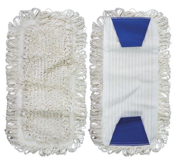 Mop KLIPS, bawełniany, tkany, pętelkowy 40x17 cm - 204443