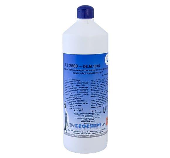 LT 2500 - Mocno perfumowany koncentrat do mycia wszelkich powierzchni wodoodpornych
