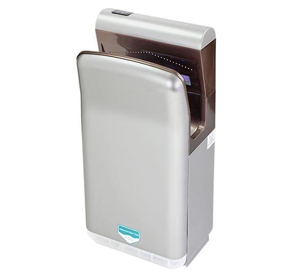 Elektryczna suszarka do rąk - kieszeniowa M-6667 G - ABS SREBRNA